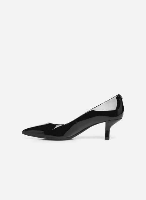 Zapatos de tacón Michael Michael Kors Katerina Flex Kitten Pump Negro vista de frente