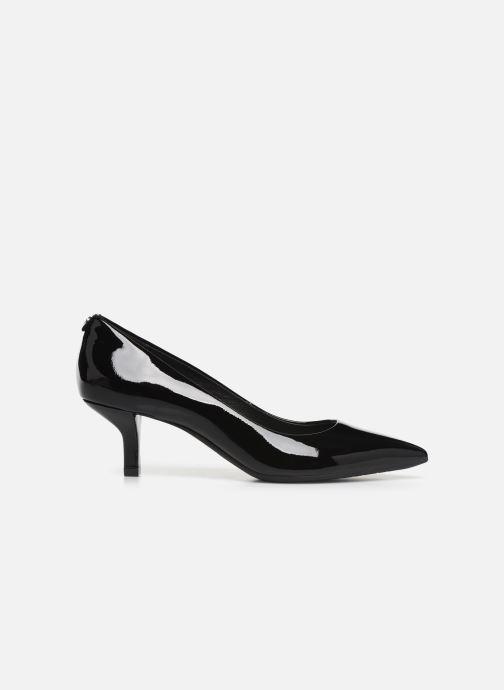 Zapatos de tacón Michael Michael Kors Katerina Flex Kitten Pump Negro vistra trasera