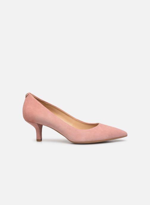 Zapatos de tacón Michael Michael Kors Katerina Flex Kitten Pump Rosa vistra trasera