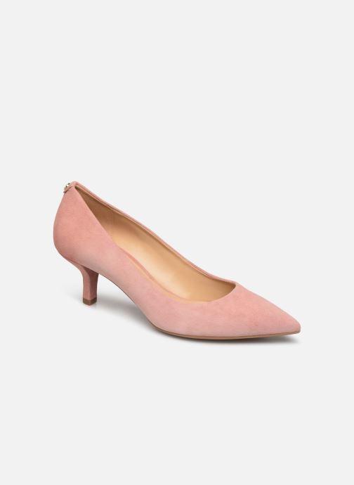 Zapatos de tacón Michael Michael Kors Katerina Flex Kitten Pump Rosa vista de detalle / par