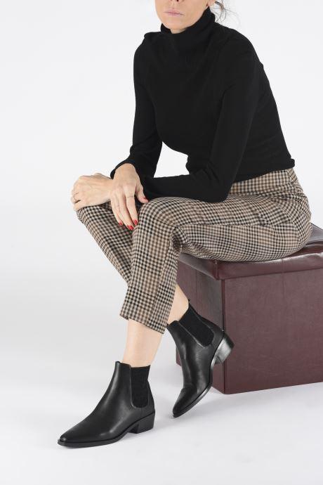 Bottines et boots Michael Michael Kors Lottie Flat Bootie Noir vue bas / vue portée sac