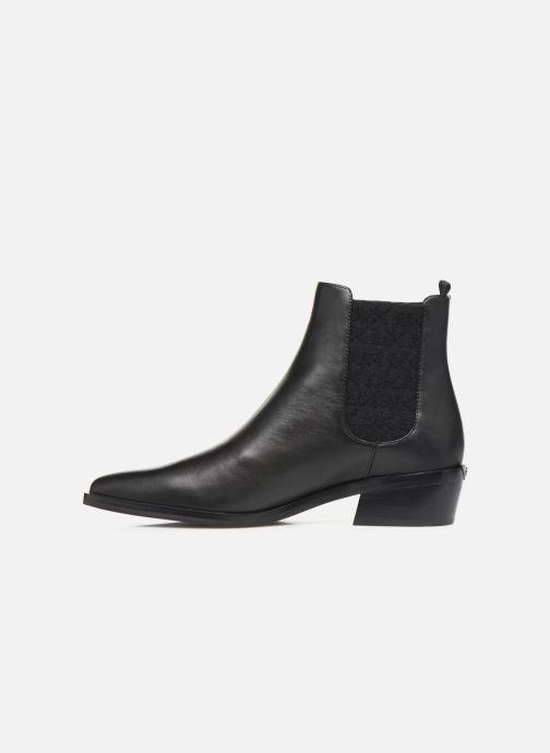 Bottines et boots Michael Michael Kors Lottie Flat Bootie Noir vue face