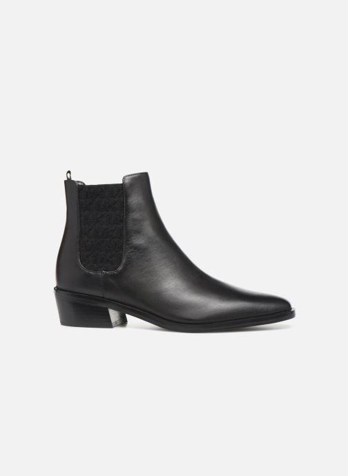 Bottines et boots Michael Michael Kors Lottie Flat Bootie Noir vue derrière