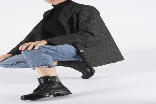 Boots en enkellaarsjes Michael Michael Kors Tatum Ankle Boot Zwart onder