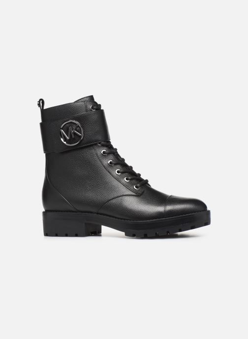 Boots en enkellaarsjes Michael Michael Kors Tatum Ankle Boot Zwart achterkant