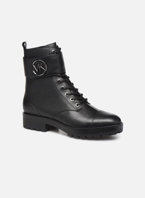 Boots en enkellaarsjes Michael Michael Kors Tatum Ankle Boot Zwart detail
