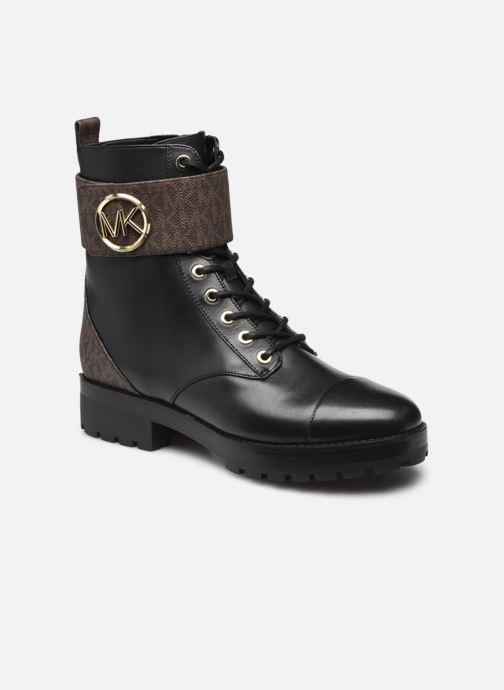 Bottines et boots Michael Michael Kors Tatum Ankle Boot Marron vue détail/paire