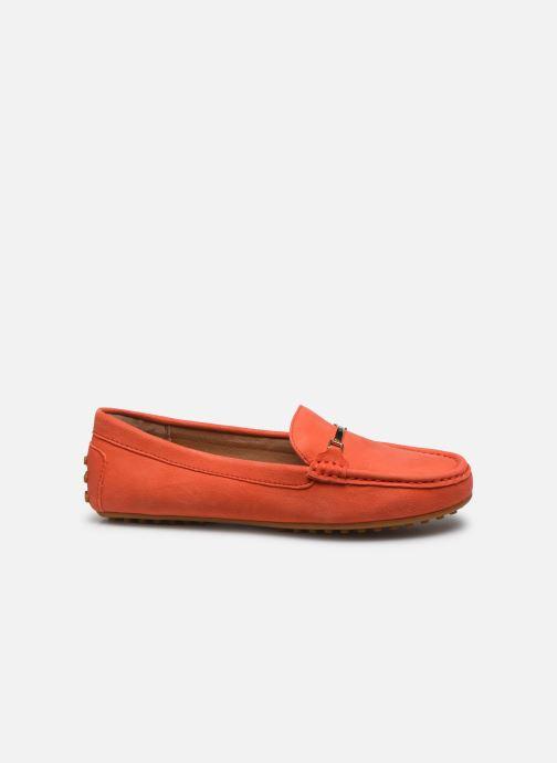Mocassins Lauren Ralph Lauren Briony Flats Orange vue derrière