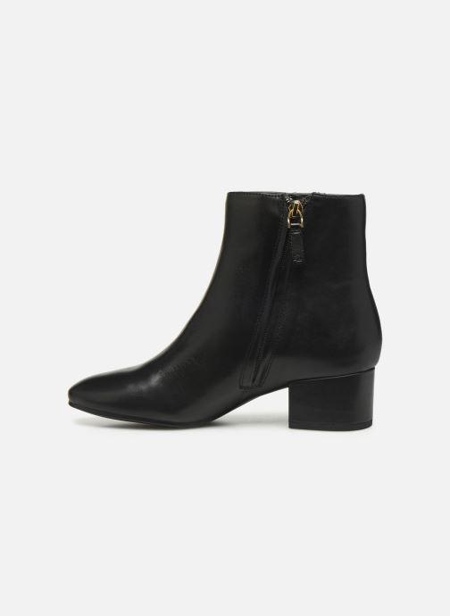 Boots en enkellaarsjes Lauren Ralph Lauren Welford Boots Zwart voorkant