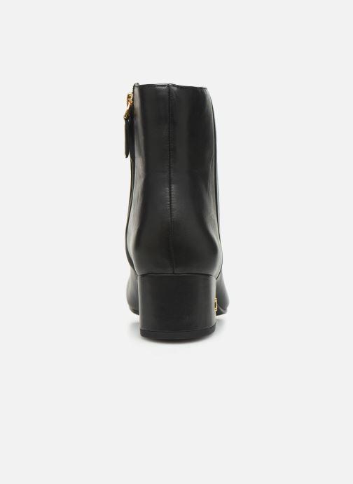 Botines  Lauren Ralph Lauren Welford Boots Negro vista lateral derecha