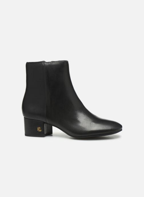 Botines  Lauren Ralph Lauren Welford Boots Negro vistra trasera