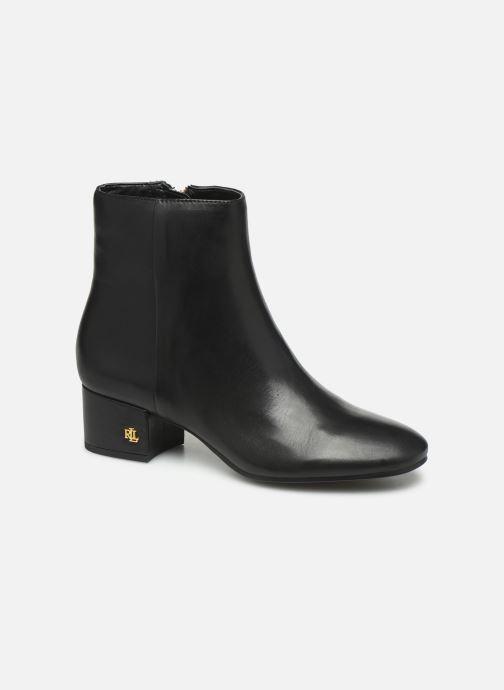 Boots en enkellaarsjes Lauren Ralph Lauren Welford Boots Zwart detail