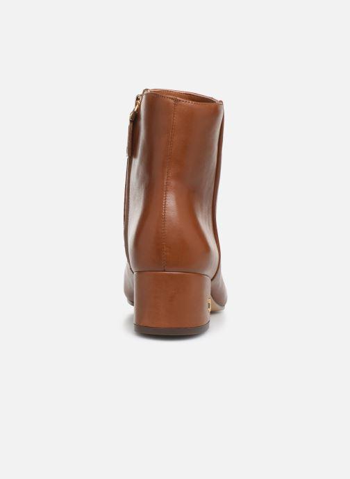 Bottines et boots Lauren Ralph Lauren Welford Boots Marron vue droite
