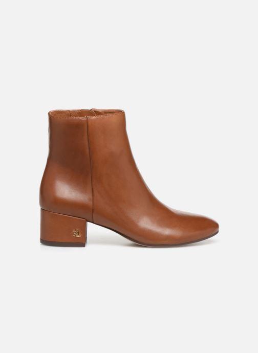 Boots en enkellaarsjes Lauren Ralph Lauren Welford Boots Bruin achterkant