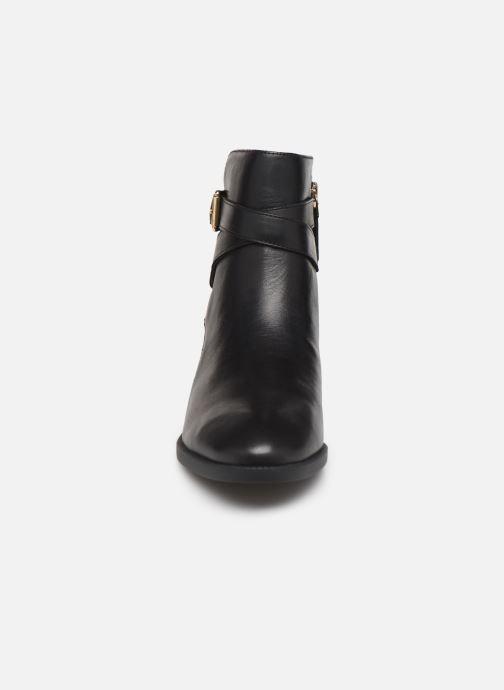 Boots en enkellaarsjes Lauren Ralph Lauren Egerton Boots Zwart model
