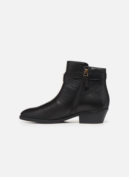 Boots en enkellaarsjes Lauren Ralph Lauren Egerton Boots Zwart voorkant