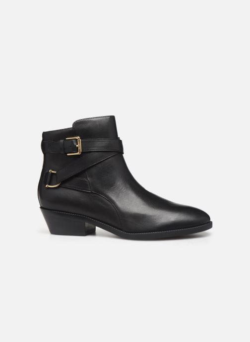 Botines  Lauren Ralph Lauren Egerton Boots Negro vistra trasera