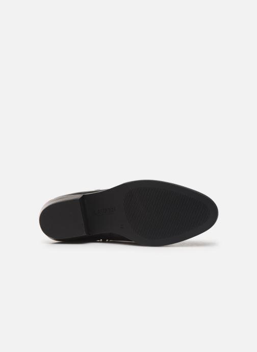Boots en enkellaarsjes Lauren Ralph Lauren Egerton Boots Zwart boven