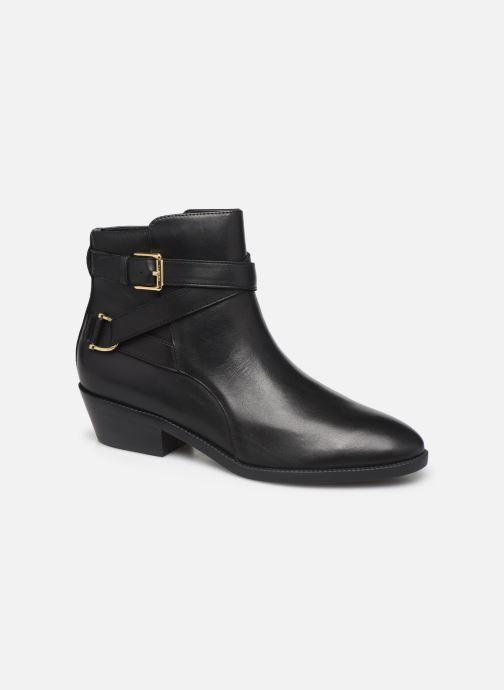 Boots en enkellaarsjes Lauren Ralph Lauren Egerton Boots Zwart detail