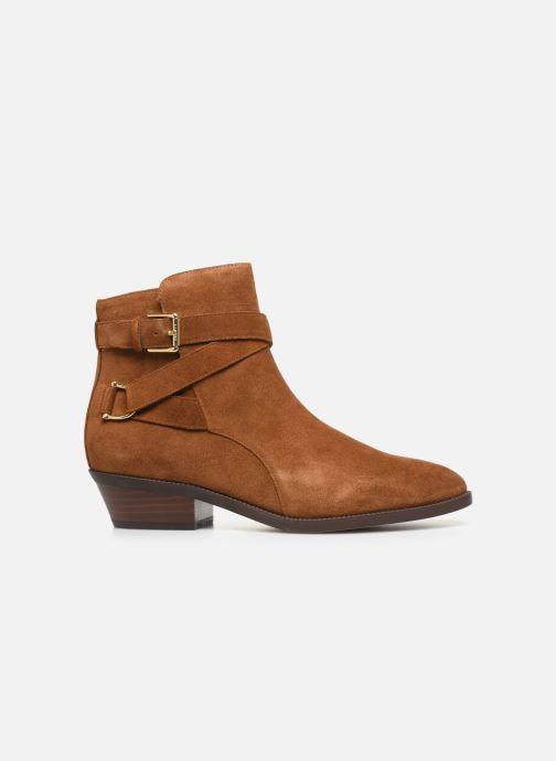 Boots en enkellaarsjes Lauren Ralph Lauren Egerton Boots Bruin achterkant