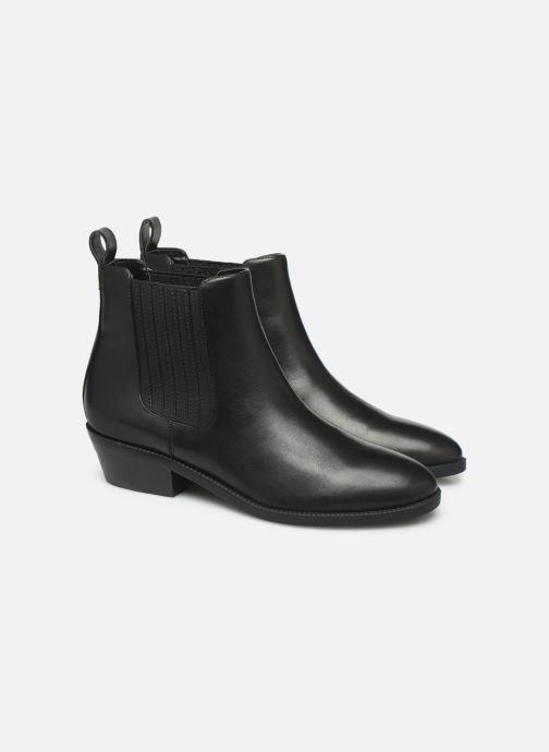 Boots en enkellaarsjes Lauren Ralph Lauren Ericka Boots BL Zwart 3/4'