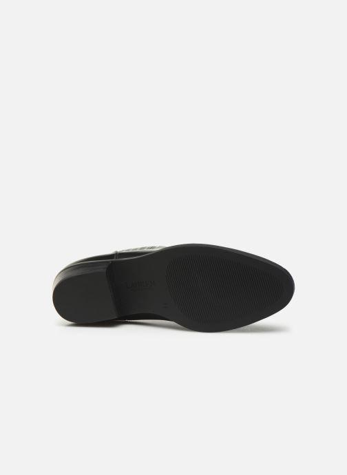 Bottines et boots Lauren Ralph Lauren Ericka Boots BL Noir vue haut