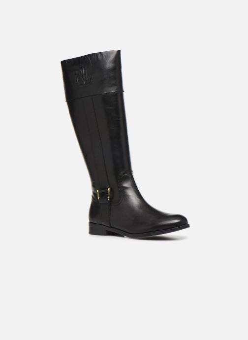Bottes Lauren Ralph Lauren Bernadine Boots Noir vue détail/paire
