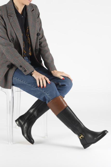 Botas Lauren Ralph Lauren Burnell Boots Negro vista de abajo