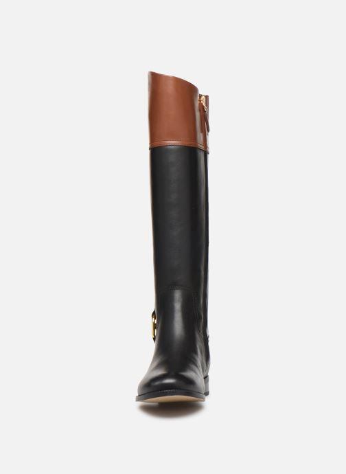 Botas Lauren Ralph Lauren Burnell Boots Negro vista del modelo
