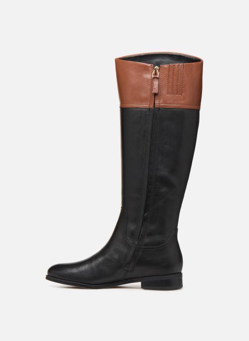 Botas Lauren Ralph Lauren Burnell Boots Negro vista de frente