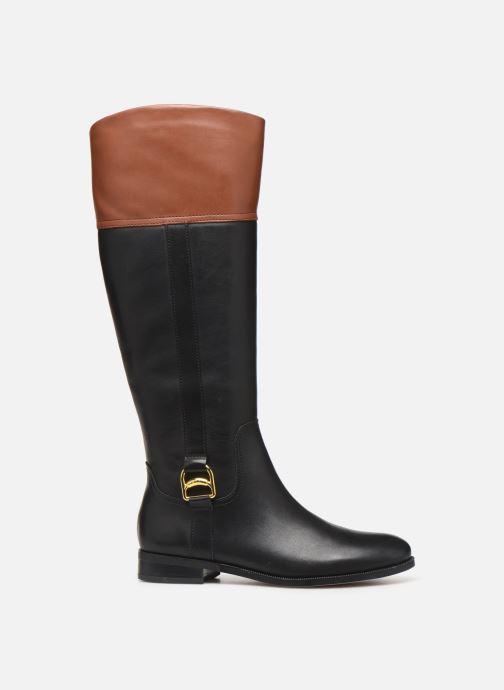 Botas Lauren Ralph Lauren Burnell Boots Negro vistra trasera