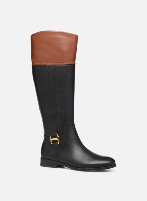 Botas Lauren Ralph Lauren Burnell Boots Negro vista de detalle / par