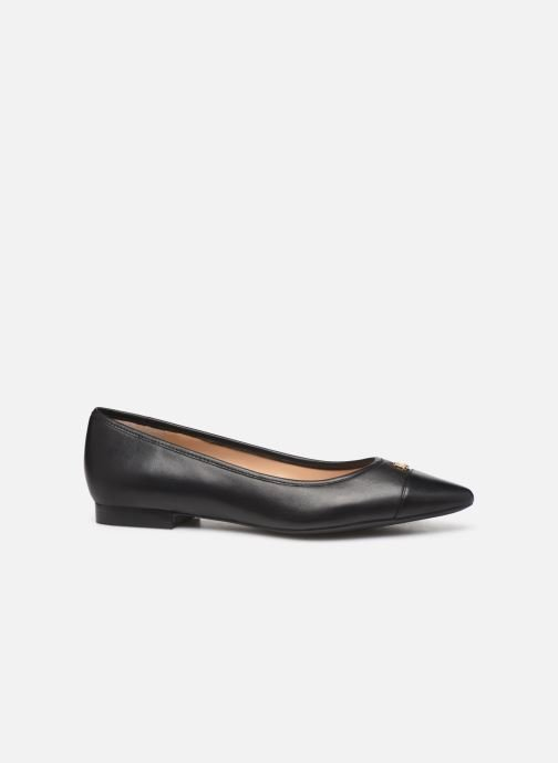 Ballet pumps Lauren Ralph Lauren Halena Black back view
