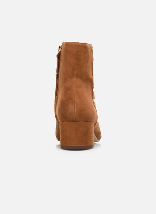 Bottines et boots Lauren Ralph Lauren Wharton Boots Marron vue droite