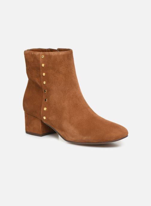 Bottines et boots Lauren Ralph Lauren Wharton Boots Marron vue détail/paire