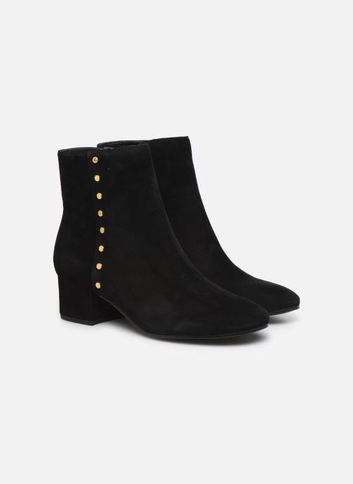 Ankelstøvler Lauren Ralph Lauren Wharton Boots Sort 3/4 billede