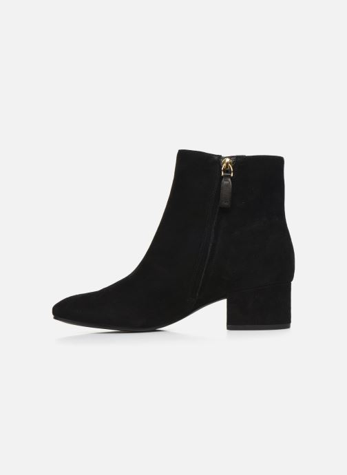 Boots en enkellaarsjes Lauren Ralph Lauren Wharton Boots Zwart voorkant