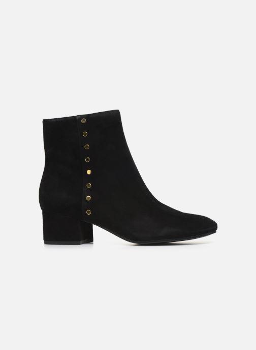 Ankelstøvler Lauren Ralph Lauren Wharton Boots Sort se bagfra