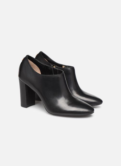 Ankle boots Lauren Ralph Lauren Aubree Boots Black 3/4 view