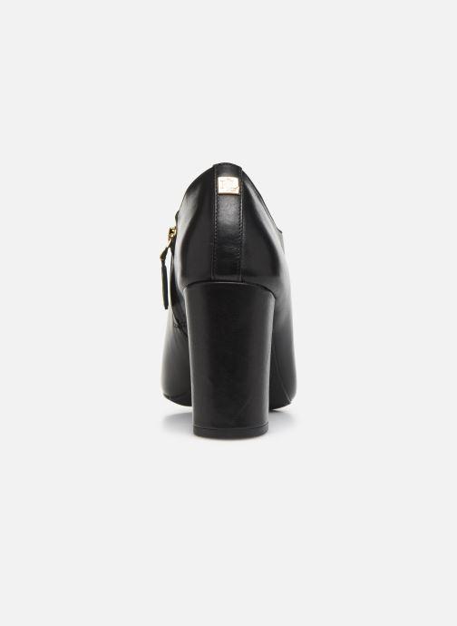 Boots en enkellaarsjes Lauren Ralph Lauren Aubree Boots Zwart rechts