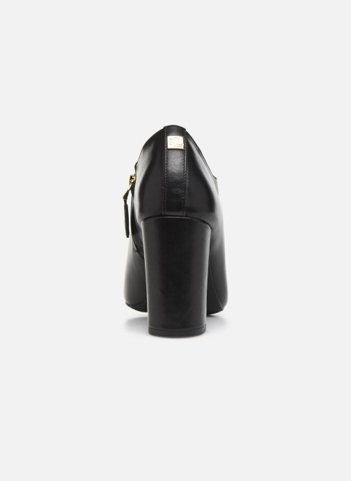 Ankle boots Lauren Ralph Lauren Aubree Boots Black view from the right