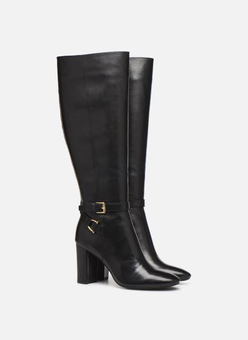 Bottes Lauren Ralph Lauren Annesley Boots Noir vue 3/4