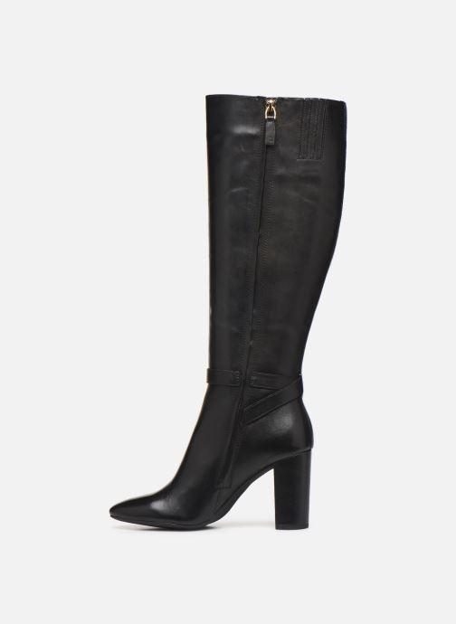 Bottes Lauren Ralph Lauren Annesley Boots Noir vue face