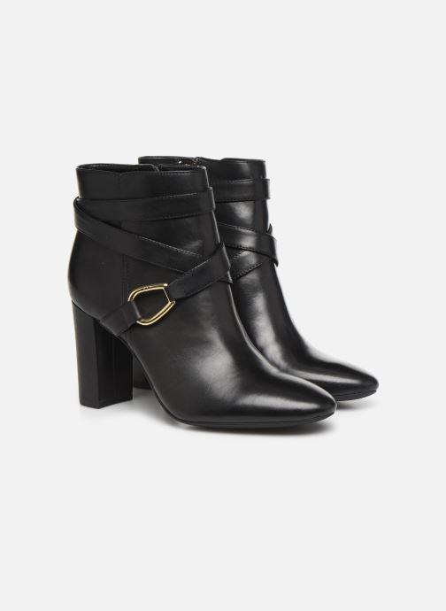 Boots en enkellaarsjes Lauren Ralph Lauren Addington Boots Zwart 3/4'