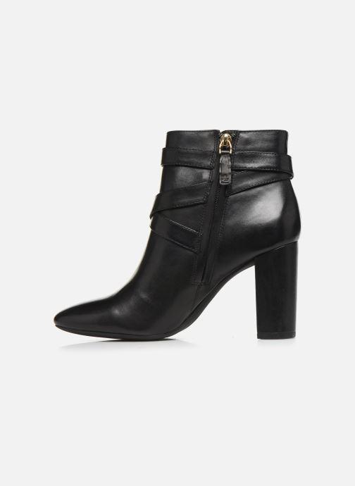 Boots en enkellaarsjes Lauren Ralph Lauren Addington Boots Zwart voorkant