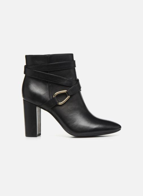 Boots en enkellaarsjes Lauren Ralph Lauren Addington Boots Zwart achterkant