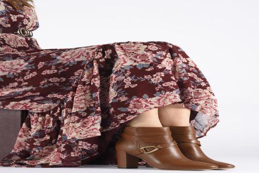 Boots en enkellaarsjes Lauren Ralph Lauren Addington Boots Bruin onder