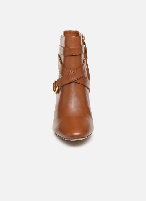 Boots en enkellaarsjes Lauren Ralph Lauren Addington Boots Bruin model