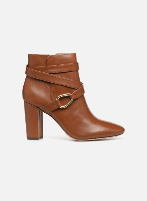 Boots en enkellaarsjes Lauren Ralph Lauren Addington Boots Bruin achterkant