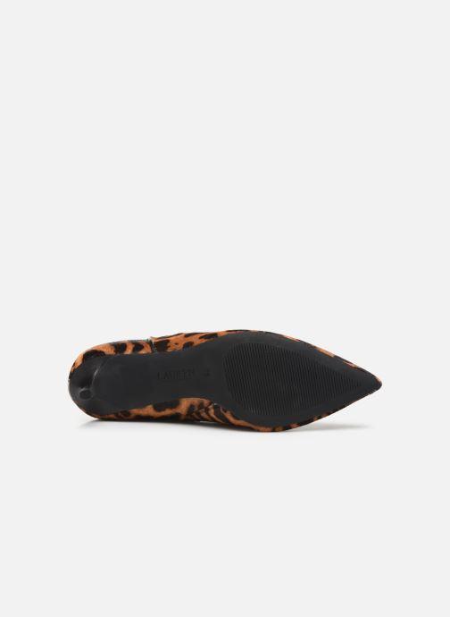 Boots en enkellaarsjes Lauren Ralph Lauren Saybrook II Boots Bruin boven